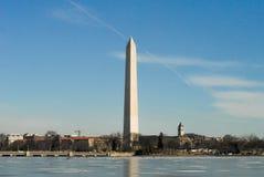 Το μνημείο της Ουάσιγκτον στοκ φωτογραφίες