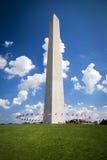 Το μνημείο της Ουάσιγκτον Στοκ εικόνα με δικαίωμα ελεύθερης χρήσης