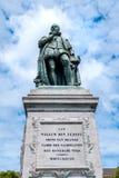 Το μνημείο του William ο πρώτος, πρίγκηπας Oranje σε Het Plei Στοκ εικόνες με δικαίωμα ελεύθερης χρήσης