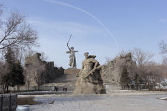 Το μνημείο Στοκ Εικόνες
