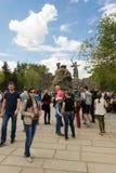 Το μνημείο Στοκ εικόνες με δικαίωμα ελεύθερης χρήσης