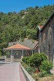 Το μοναστήρι της κυρίας μας του Ðœachairass Στοκ Φωτογραφία