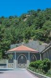 Το μοναστήρι της κυρίας μας του Ðœachairass Στοκ Εικόνες