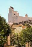 Το μοναστήρι του SAN Gregorio Armeno, Νάπολη Στοκ φωτογραφία με δικαίωμα ελεύθερης χρήσης