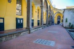Το μοναστήρι του SAN Gregorio Armeno Στοκ εικόνα με δικαίωμα ελεύθερης χρήσης