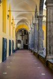 Το μοναστήρι του SAN Gregorio Armeno Στοκ φωτογραφία με δικαίωμα ελεύθερης χρήσης