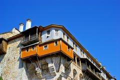 το μοναστήρι atho επικολλά τ&al Στοκ Εικόνα
