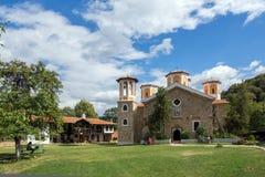 Το μοναστήρι Etropole της ιερής τριάδας, επαρχία της Sofia, Βουλγαρία Στοκ φωτογραφίες με δικαίωμα ελεύθερης χρήσης