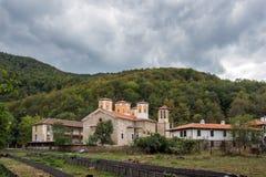 Το μοναστήρι Etropole της ιερής τριάδας, επαρχία της Sofia, Βουλγαρία Στοκ Φωτογραφία
