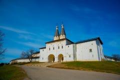Το μοναστήρι Ferapontov είναι ένα 15-18century Περιοχή Vologda Ρωσία Στοκ Φωτογραφίες