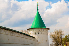 Το μοναστήρι Ipatievsky σύνθετο Ρωσία Kostroma στοκ φωτογραφία