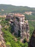 Το μοναστήρι Meteora, Ελλάδα Στοκ φωτογραφίες με δικαίωμα ελεύθερης χρήσης