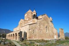 Το μοναστήρι Odzun στο χωριό Odzun, η επαρχία της Lori, βραχίονας στοκ εικόνες