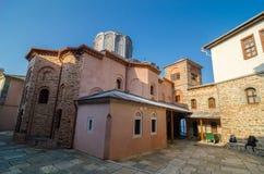 Το μοναστήρι Simonopetra Στοκ Φωτογραφία