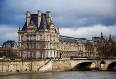 Το μουσείο ανοιγμάτων εξαερισμού στο Παρίσι στοκ φωτογραφία