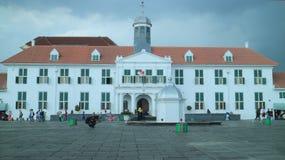 Το μουσείο ιστορίας της Τζακάρτα στοκ φωτογραφίες