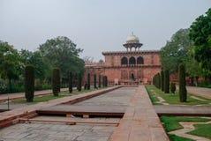 Το μουσείο στο Taj Mahal σύνθετο σε Agra στοκ φωτογραφίες
