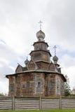 Το μουσείο της ξύλινης αρχιτεκτονικής σε suzdal, Ρωσική Ομοσπονδία Στοκ φωτογραφία με δικαίωμα ελεύθερης χρήσης