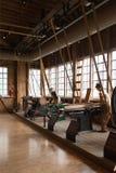 Το μουσείο της πτήσης Στοκ εικόνα με δικαίωμα ελεύθερης χρήσης