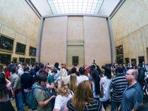 Το μουσείο του Λούβρου στοκ φωτογραφίες με δικαίωμα ελεύθερης χρήσης