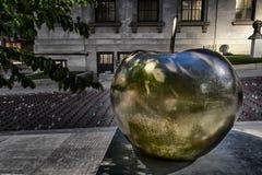 Το μουσείο του Μόντρεαλ των Καλών Τεχνών MMFA Στοκ εικόνα με δικαίωμα ελεύθερης χρήσης