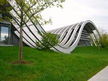 Το μουσείο του Paul Klee, Βέρνη, Ελβετία Στοκ φωτογραφία με δικαίωμα ελεύθερης χρήσης