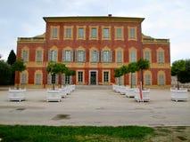 το μουσείο Στοκ Φωτογραφίες