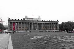 Το μουσείο Altes στο νησί μουσείων στο Βερολίνο Στοκ Εικόνες