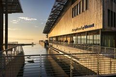 Το μουσείο Astrup Fearnley της σύγχρονης τέχνης Στοκ Εικόνα