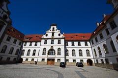 Το μουσείο der Stadt FÃ ¼ στοκ εικόνα