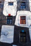 το μουσείο haus της Αυστρίας hundertwasser kunst Στοκ φωτογραφίες με δικαίωμα ελεύθερης χρήσης