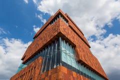 Το μουσείο MAS στοκ φωτογραφίες με δικαίωμα ελεύθερης χρήσης