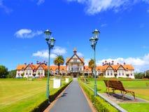 Το μουσείο, Rotorua Στοκ Εικόνα