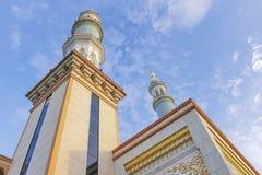 Το μουσουλμανικό τέμενος είναι στην Ταϊλάνδη στοκ εικόνες