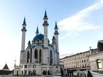 Το μουσουλμανικό τέμενος kul-Σαρίφ Ρωσία kazan πόλεων kul μουσουλμανικό τέμενος Ρωσία sharif στοκ φωτογραφία