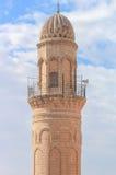 Το μουσουλμανικό τέμενος σε Mardin, Τουρκία Στοκ Φωτογραφίες