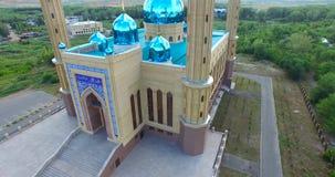 Το μουσουλμανικό τέμενος σε ust-Kamenogorsk φιλμ μικρού μήκους