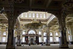 Το μουσουλμανικό τέμενος Στοκ εικόνα με δικαίωμα ελεύθερης χρήσης