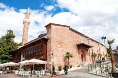 Το μουσουλμανικό τέμενος Djumaya Ulu σε PLOVDIV, ΒΟΥΛΓΑΡΊΑ Στοκ Φωτογραφίες