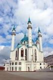 Το μουσουλμανικό τέμενος Kul Σαρίφ Kazan Στοκ Εικόνες