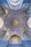 Το μουσουλμανικό τέμενος Shah στο τετράγωνο naqhsh-ε Jahan στο Ισφαχάν, Ιράν στοκ φωτογραφία