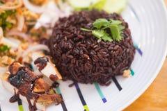 Το μούρο ρυζιού είναι δημοφιλή υγιή τρόφιμα Στοκ φωτογραφία με δικαίωμα ελεύθερης χρήσης