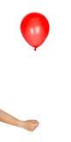 το μπαλόνι διόγκωσε το κό&kapp απεικόνιση αποθεμάτων