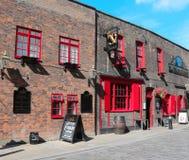 Το μπαρ του Λονδίνου αγκύρων Στοκ εικόνες με δικαίωμα ελεύθερης χρήσης