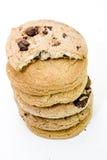 το μπισκότο ανασκόπησης α& Στοκ φωτογραφία με δικαίωμα ελεύθερης χρήσης