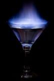 το μπλε λάμπει Στοκ φωτογραφία με δικαίωμα ελεύθερης χρήσης