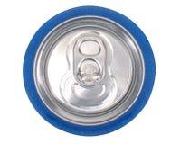 το μπλε μπορεί Στοκ φωτογραφίες με δικαίωμα ελεύθερης χρήσης