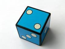 το μπλε χωρίζει σε τετράγωνα Στοκ εικόνες με δικαίωμα ελεύθερης χρήσης
