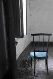 Το μπλε μαξιλάρι Στοκ εικόνες με δικαίωμα ελεύθερης χρήσης