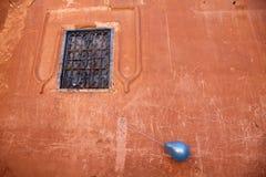 Το μπλε μπαλόνι Στοκ εικόνες με δικαίωμα ελεύθερης χρήσης